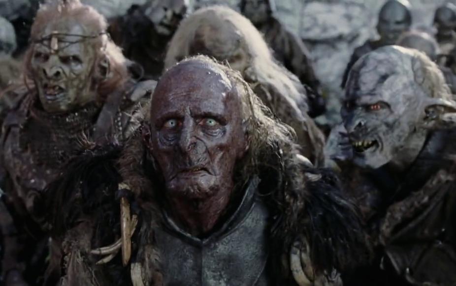 Day 6: Ugliest Orc- Gothmog :P | LOTR | Pinterest | I