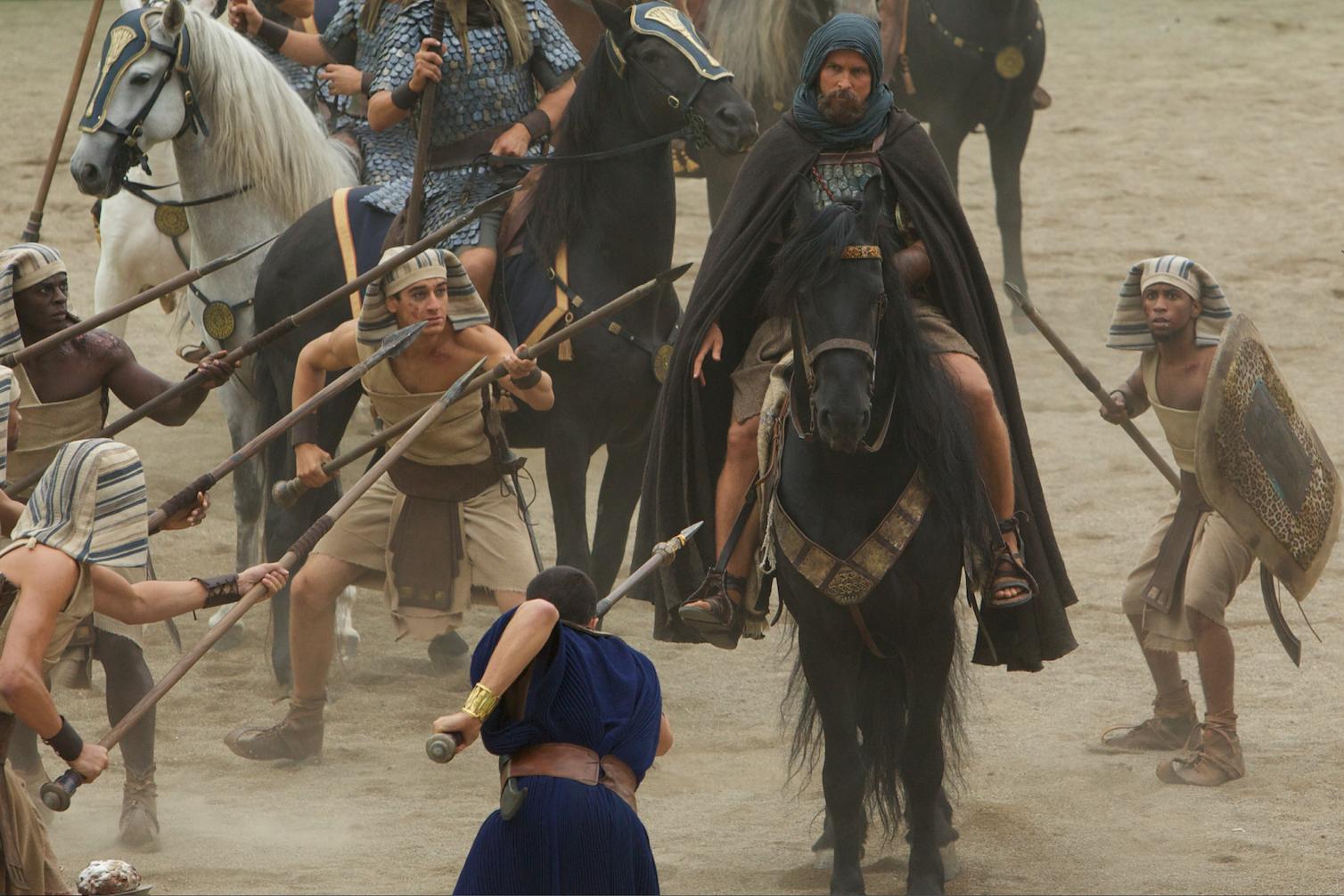 Исход цари и боги актеры фото
