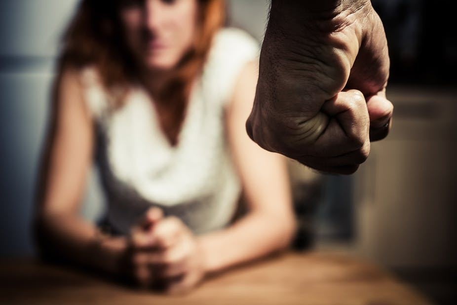 Domestic violence is now out in the open but the figures show just how  endemic it is
