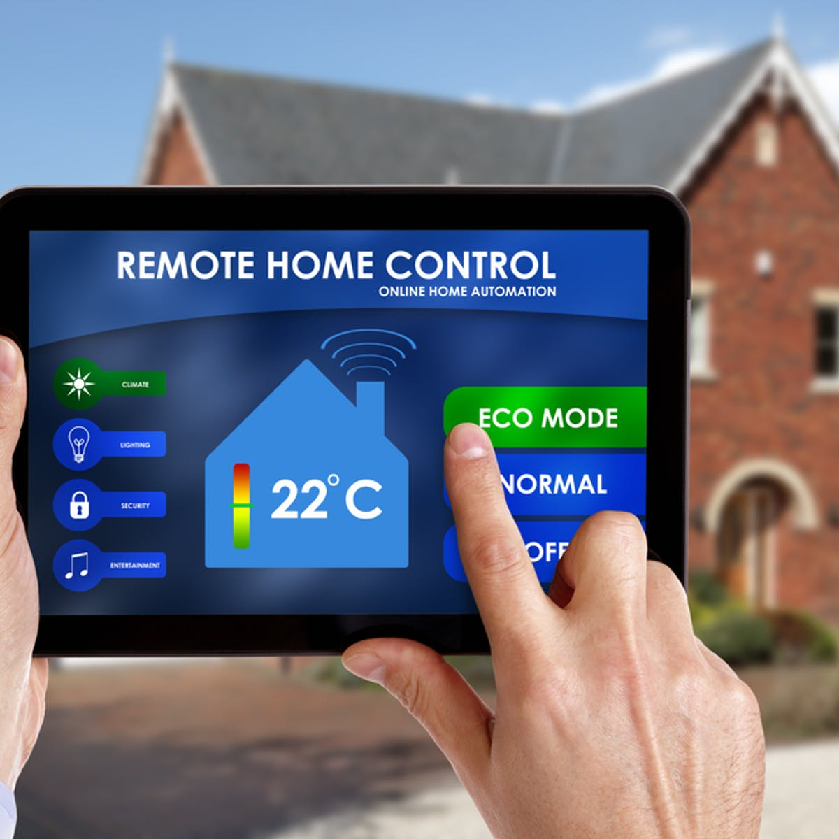 smart homes: consumers favor home security over efficiency