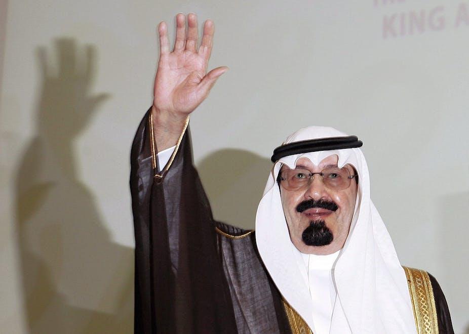 Death Of Saudi Arabias King Abdullah A Succession Story