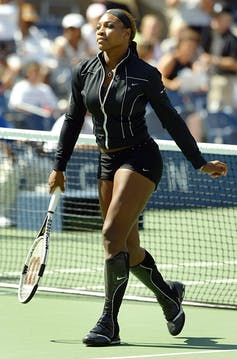 What Will Serena Wear Next Sport And Fashion At The