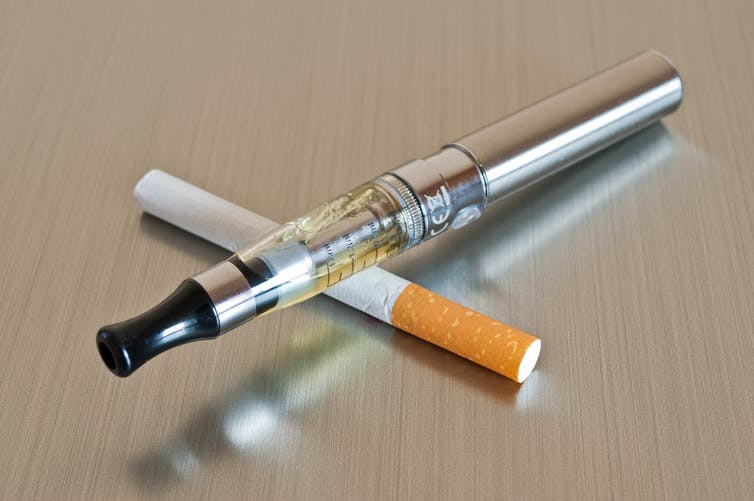 So your teenager is vaping e-cigarettes – should you worry?