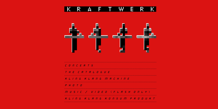 Why I want to offer a university course on Kraftwerk
