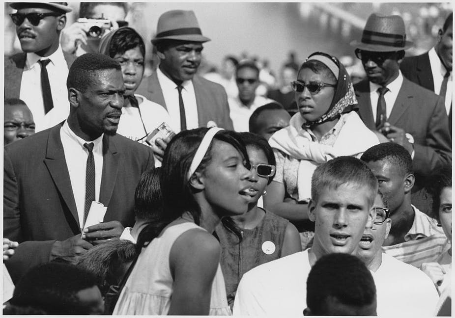 Civil Rights Complaints To Us >> The Nuts And Bolts Heroes Of The Civil Rights Movement