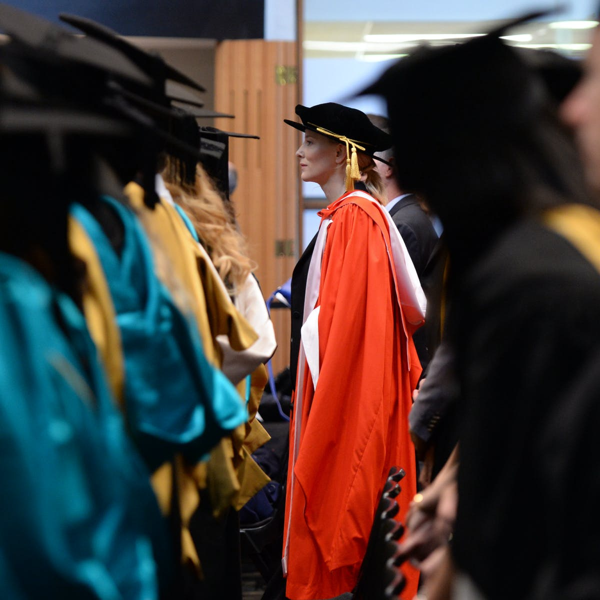 Just graduating from university is no longer enough to get a job
