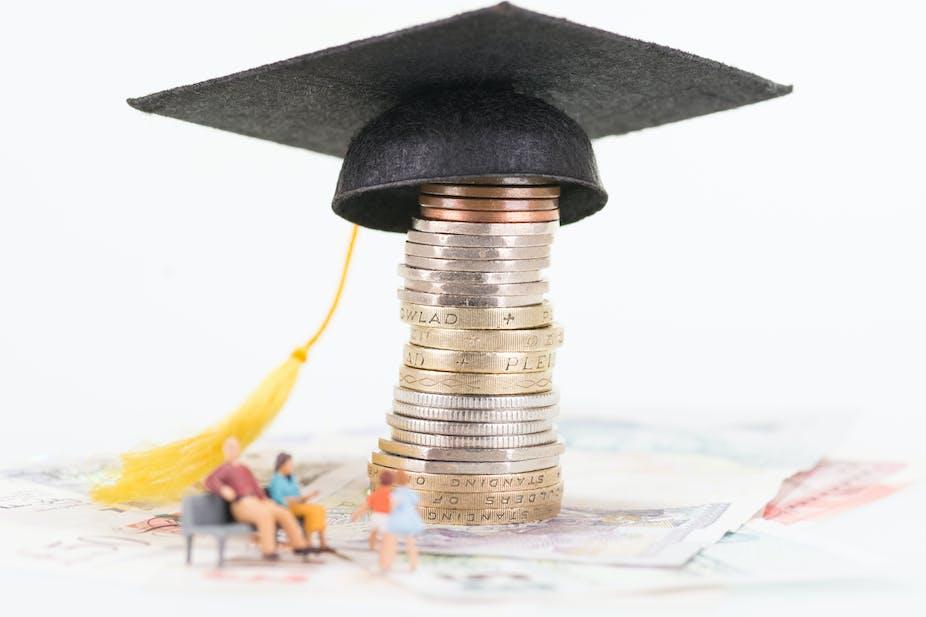 Market Caps Would Limit 100000 University Degrees