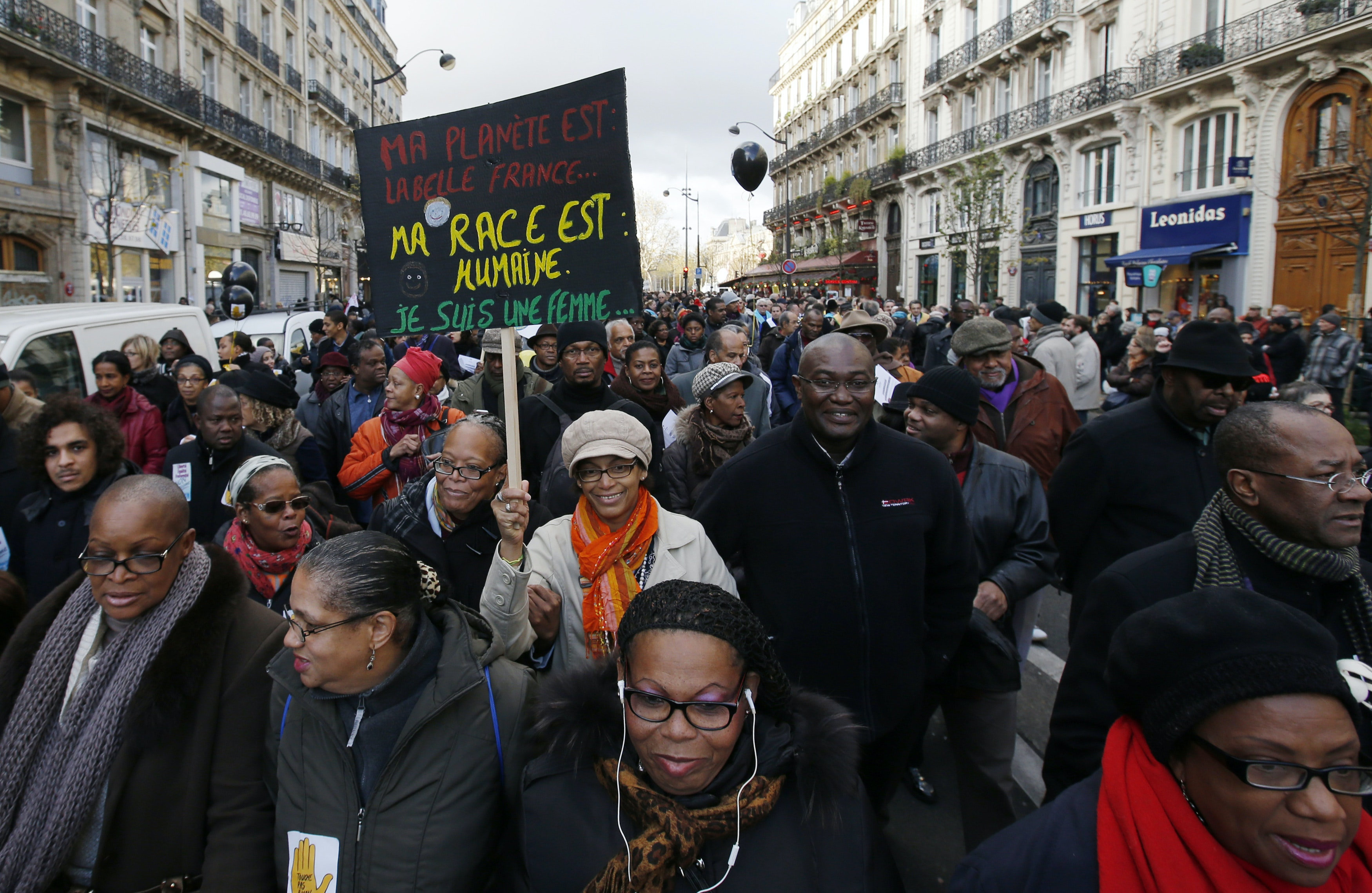 'Je suis Ahmed,' Charlie Hebdo, and France's elephant in the room: race