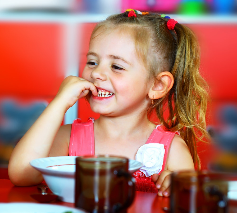 Health Check: how to get kids to eat healthy food