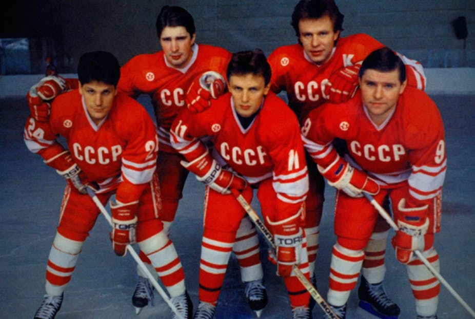 Red Army tells the story of the Russian hockey dynasty of the 1980s and  early 1990s d6931cacd25