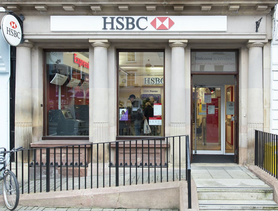 HSBC scandal: the UK's strict rules on bank customers were