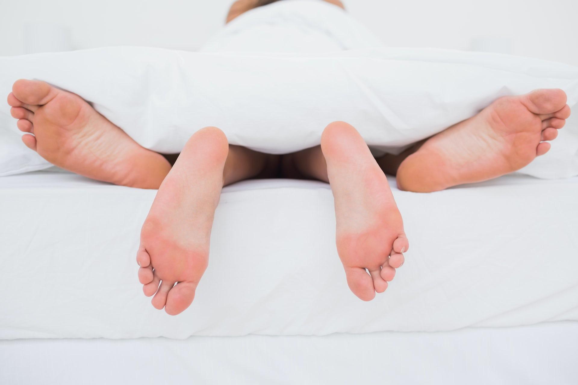 How long of a wait between sex soft
