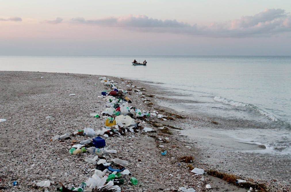 Indonesia Vows To Tackle Marine Pollution