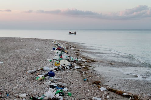 7699474a2 Eight million tonnes of plastic are going into the ocean each year