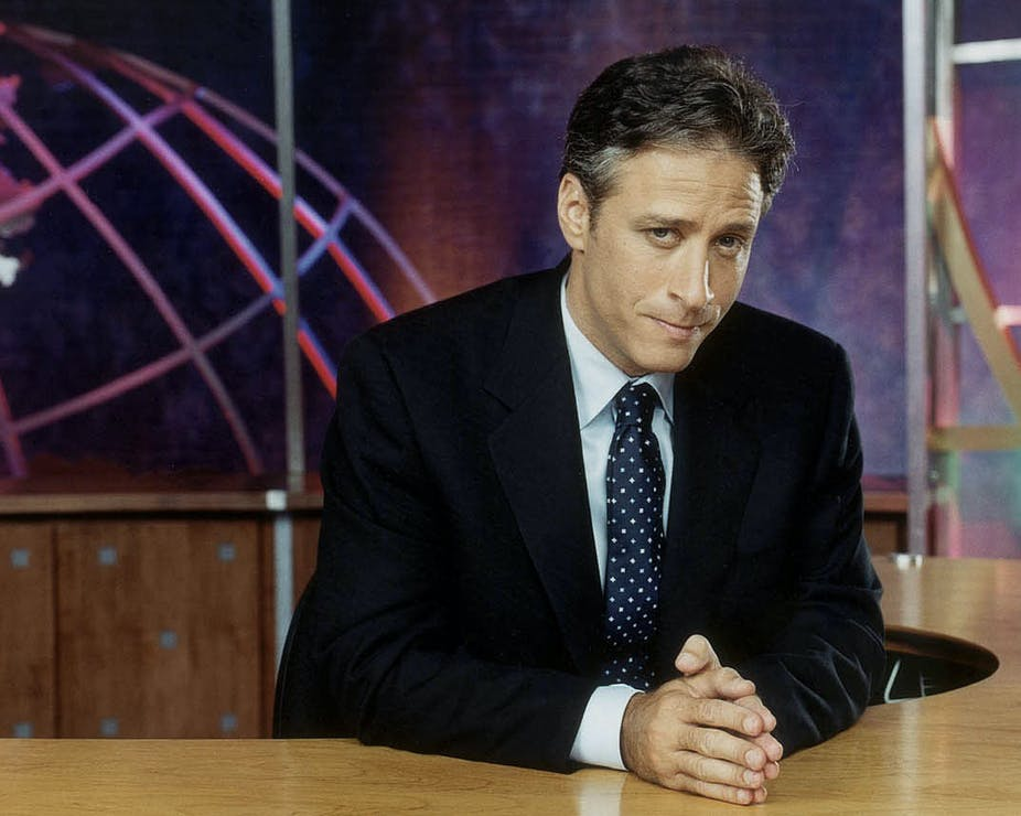 You had me at hello: how Jon Stewart's first episode gave birth to