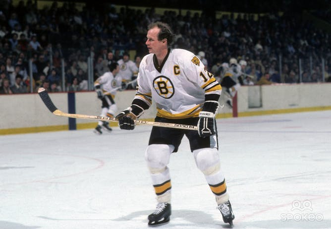 nhl essay topics captained by wayne cashman the boston bruins squad was known as the lunch pail gang the