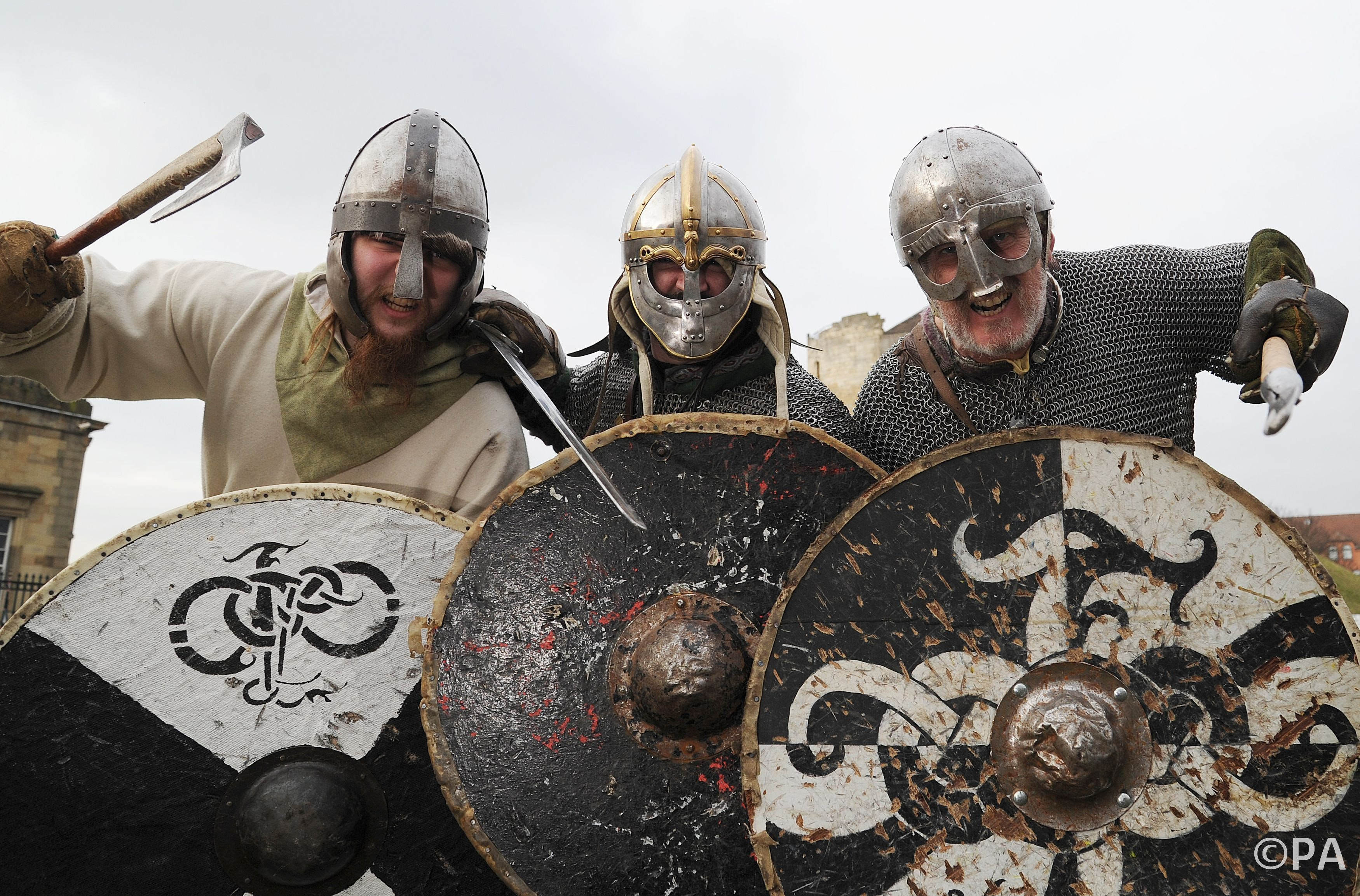 vikings were pioneers of craft and international trade, not just