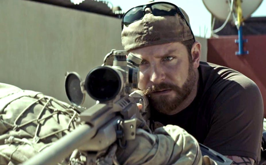 At its core, American Sniper is about white fear