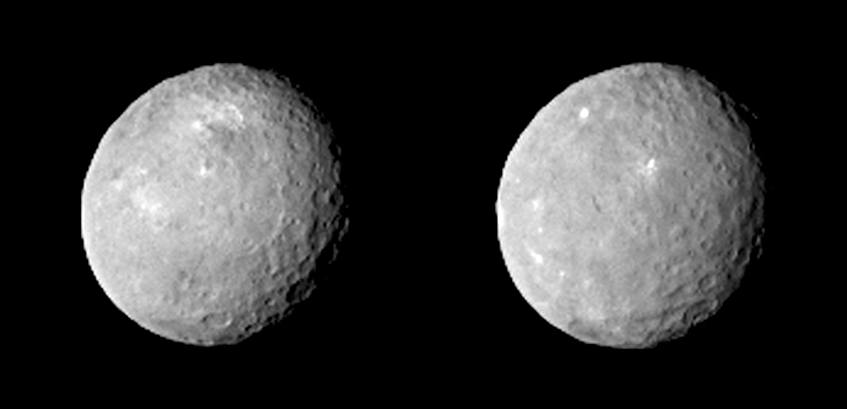 NASA missions may re-elevate Pluto and Ceres from dwarf planets to full-on planet status