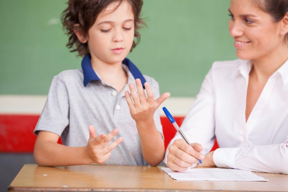 Teachers' gender bias in maths affects girls later