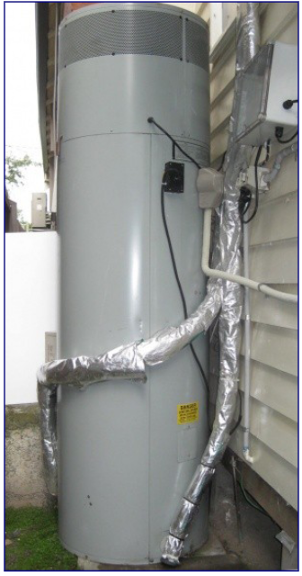 Get More Out Of Your Solar Power System By Using Water As A Battery Wiring House Homework Tower Hot Heat Pump Can Capture Energy Than It Uses R Keech Author Provided