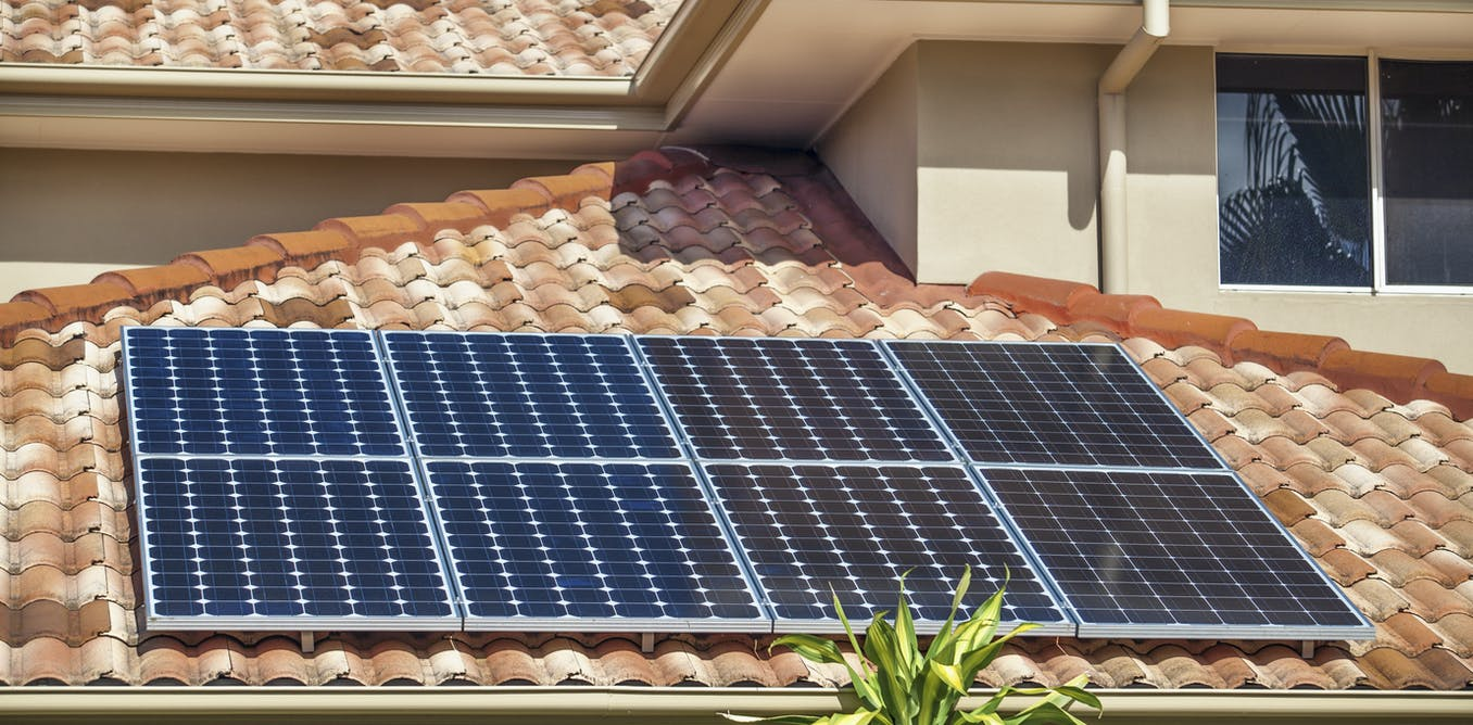 Get More Out Of Your Solar Power System By Using Water As A Battery Home Panels Heating Pool