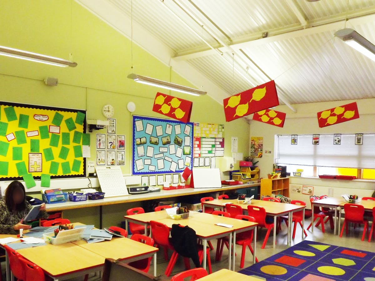 Classroom Design Can Boost Primary Pupils Progress By 16