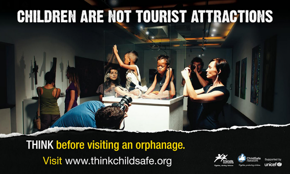 orphanage trips by aussie schools are doing more harm than