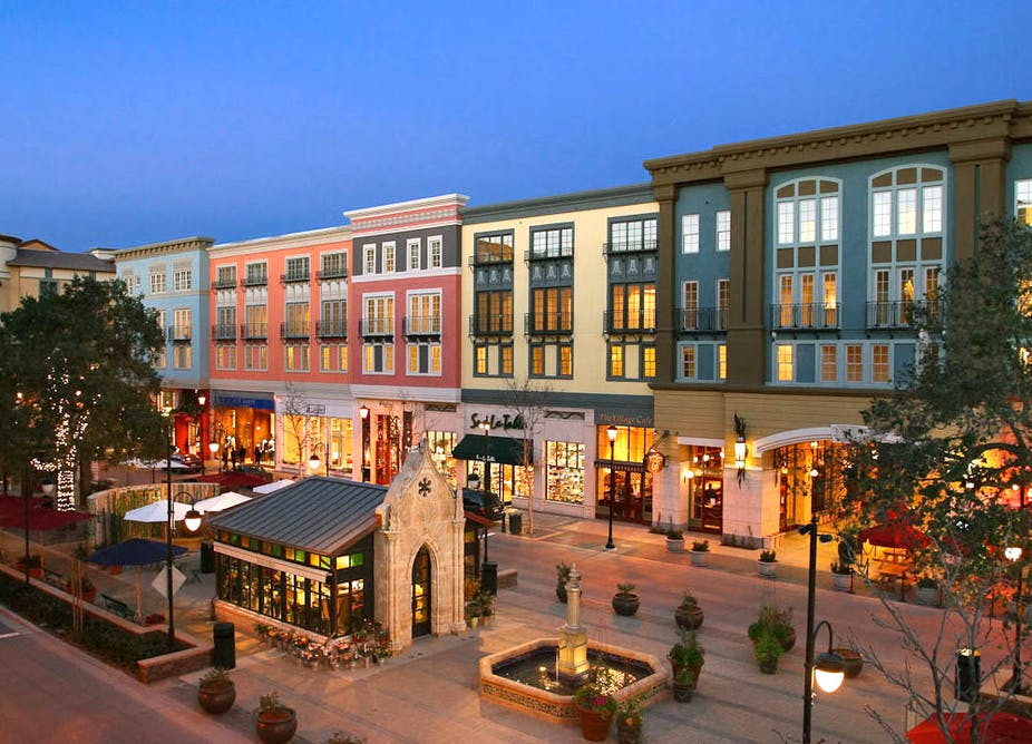 692666e35702e Lifestyle centers  reinvented communities or dressed-up shopping malls