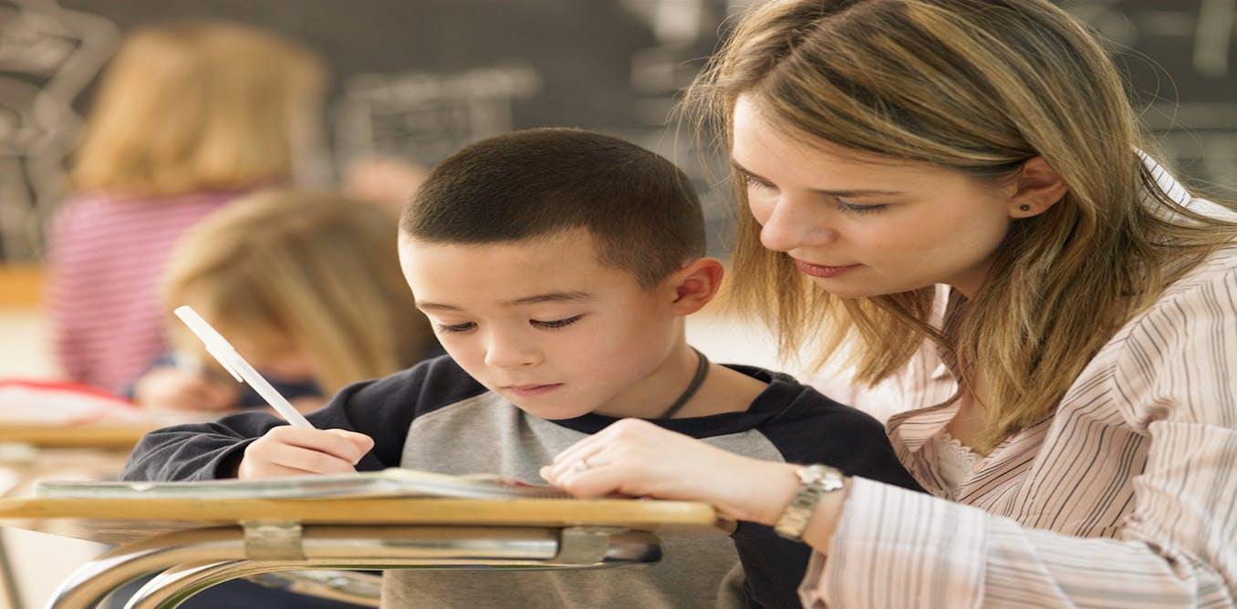 special education classroom essay