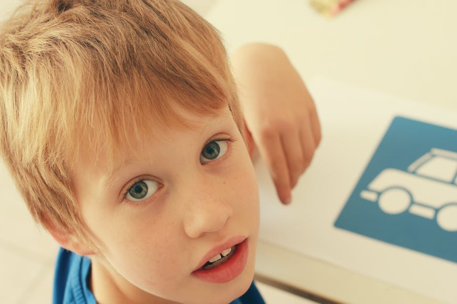 How to spot an Autism Spectrum Disorder in school-age children