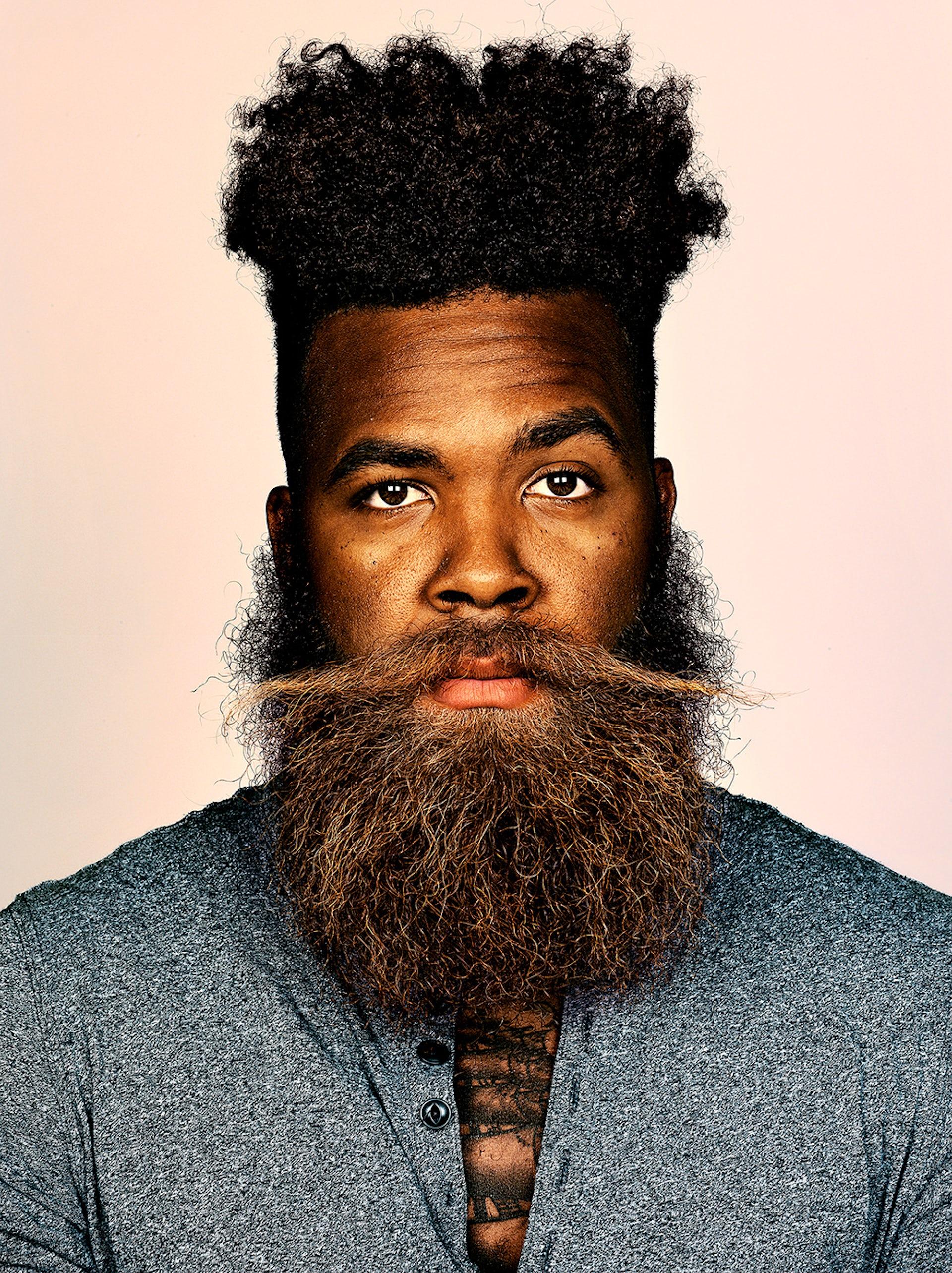 Beards are intimidatingly
