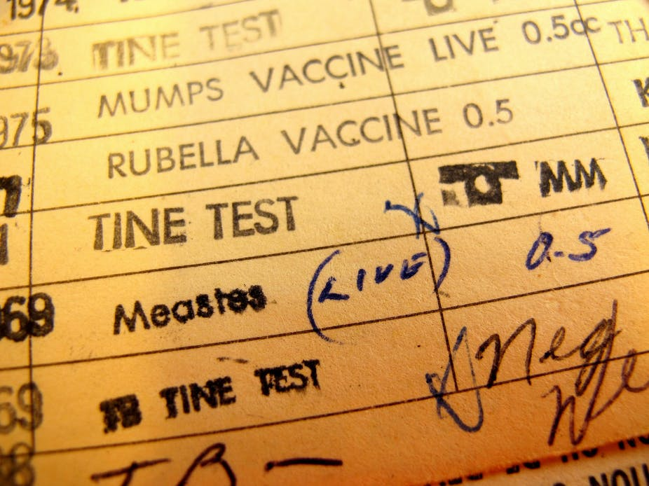 When parents hesitate about vaccines, what should health