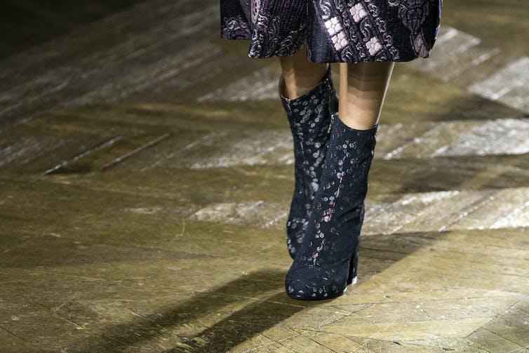 6225d928e8dd Paris Fashion Week s finest. Etienne Laurent EPA