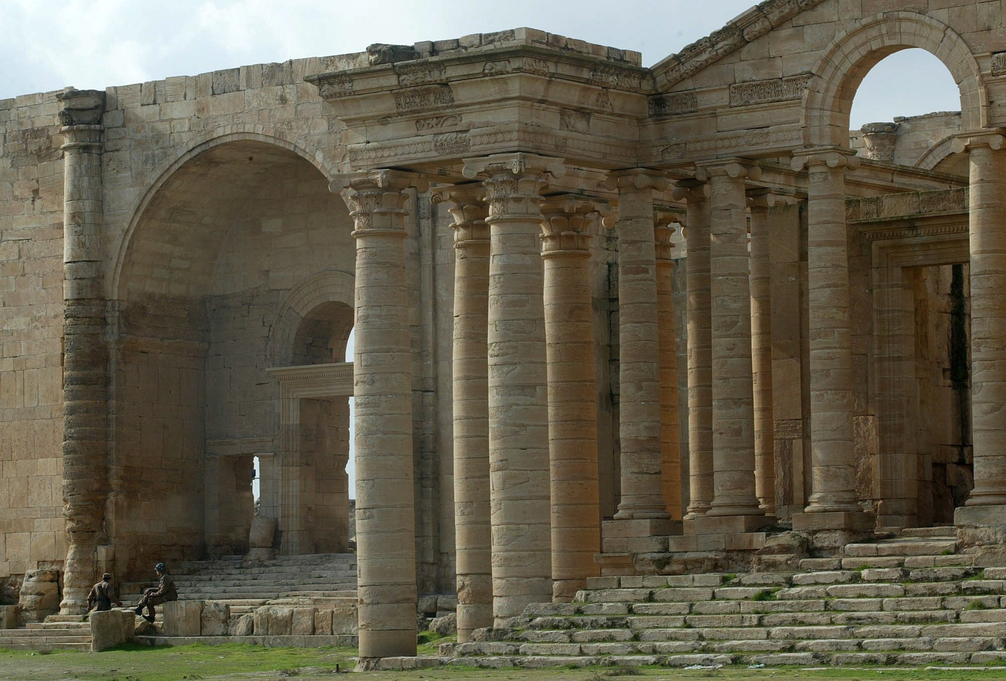 Ancient cities are being bulldozed by Islamic State – here's what the world is losing