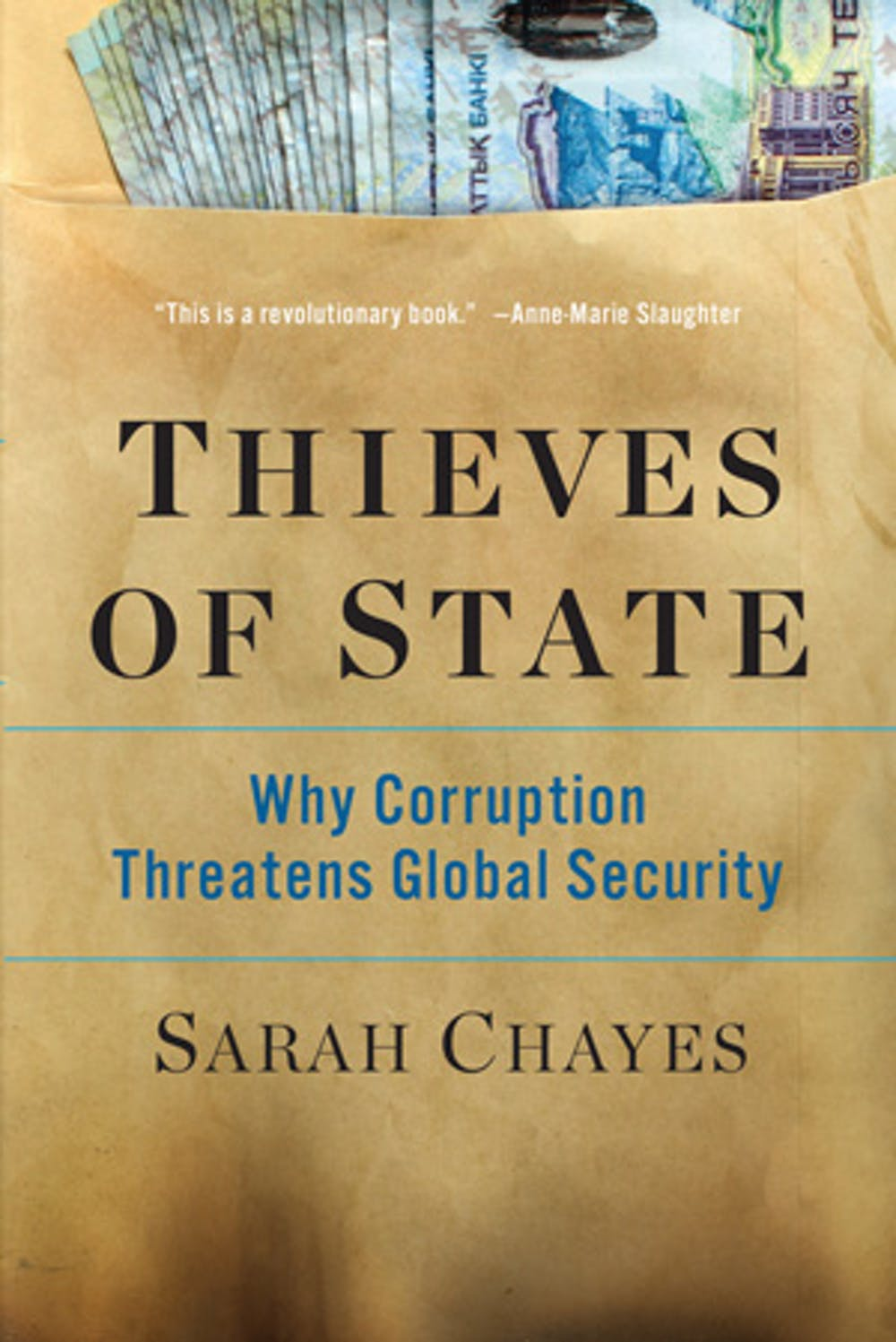 Book review: Thieves of State – Why Corruption Threatens