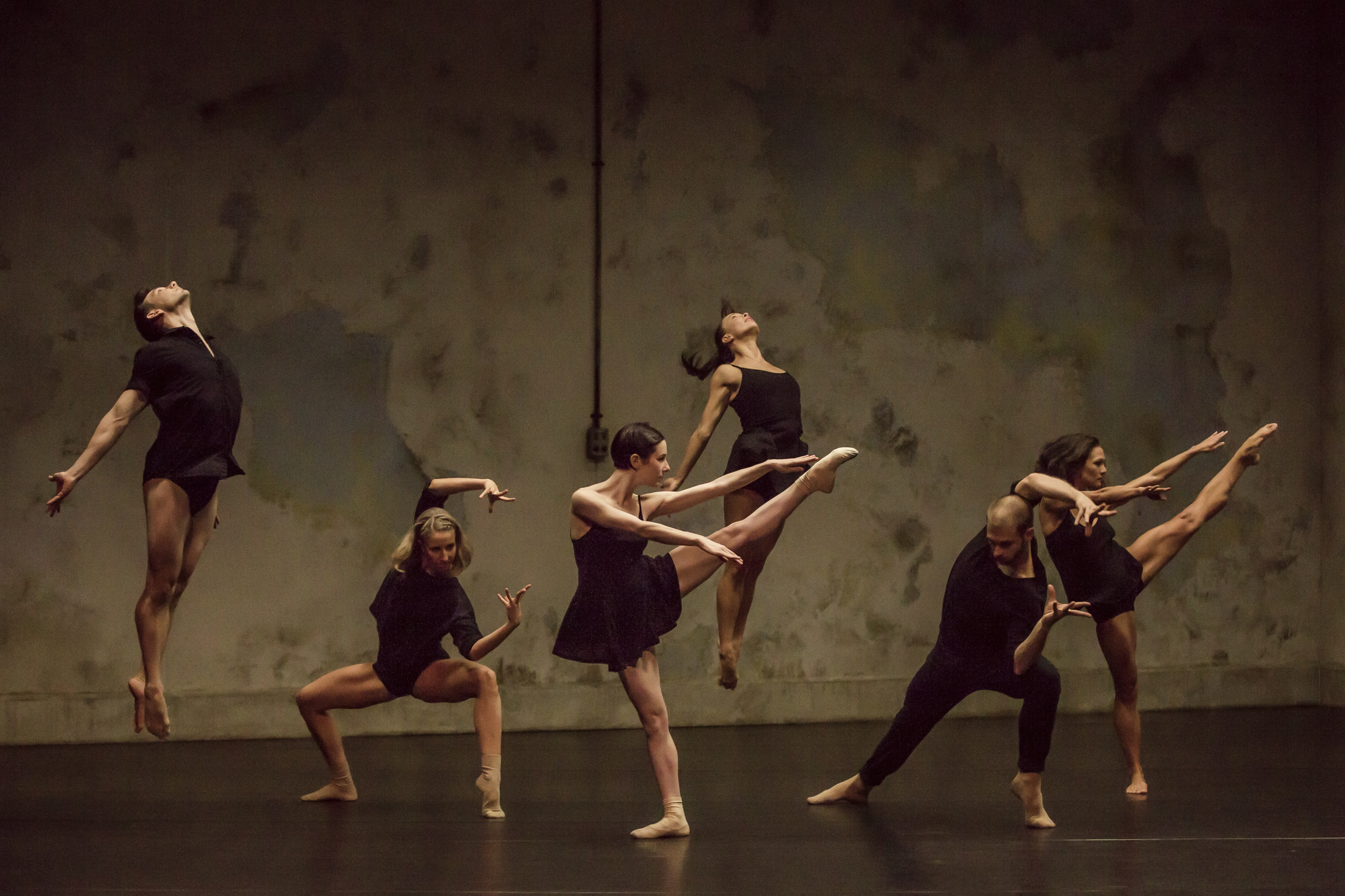 Frame of Mind: an 'exhilarating evening of highly physical dance'