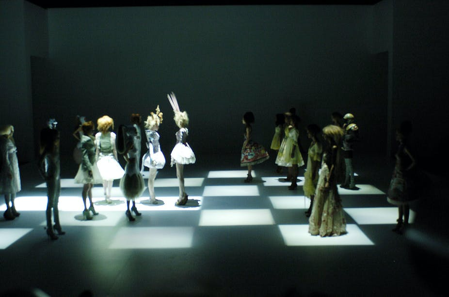 c7d06f1d8701b The gothic vision at the heart of Alexander McQueen's savage beauty
