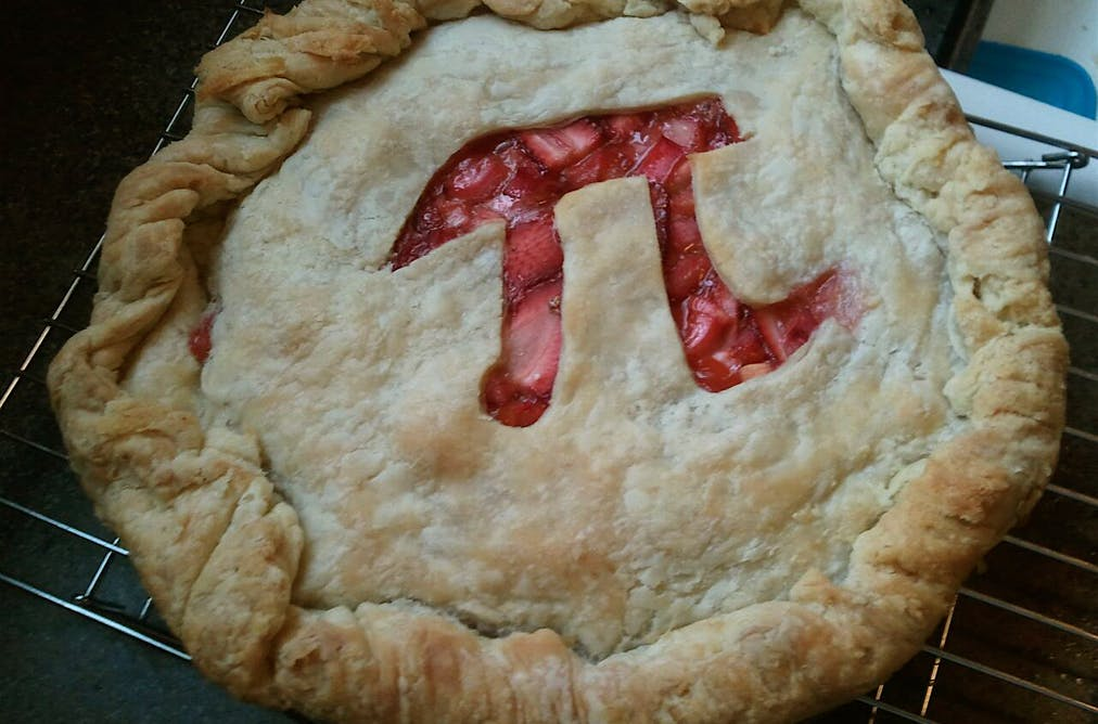 mathematical term pie Pi definition: pi is a number, approximately 3142, which is equal to the distance round a circle | meaning, pronunciation, translations and examples.