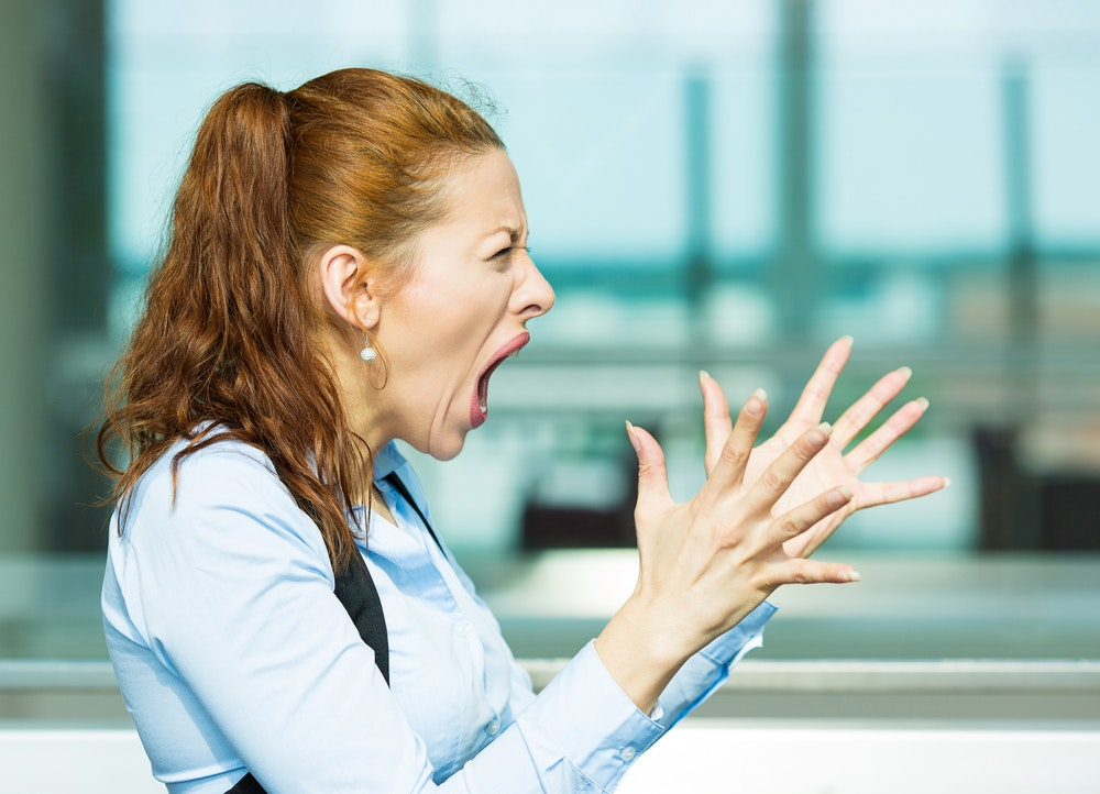 Coping with intimidating bosses