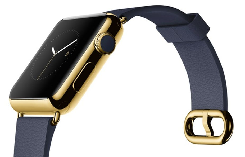The $10k Apple Watch is more than a product, it's an HR policy
