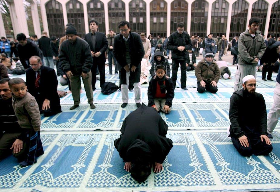 muslim problems in australia