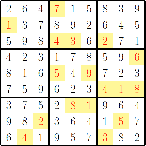photograph about Sudoku Blank Printable called Very good at Sudoku? Heres some youll in no way detailed