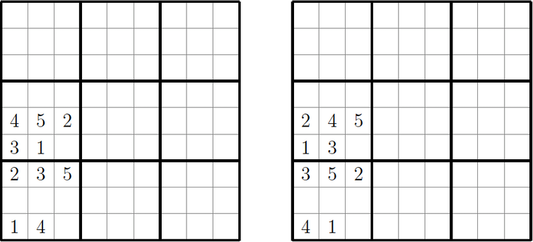 Good at Sudoku? Here's some you'll never complete