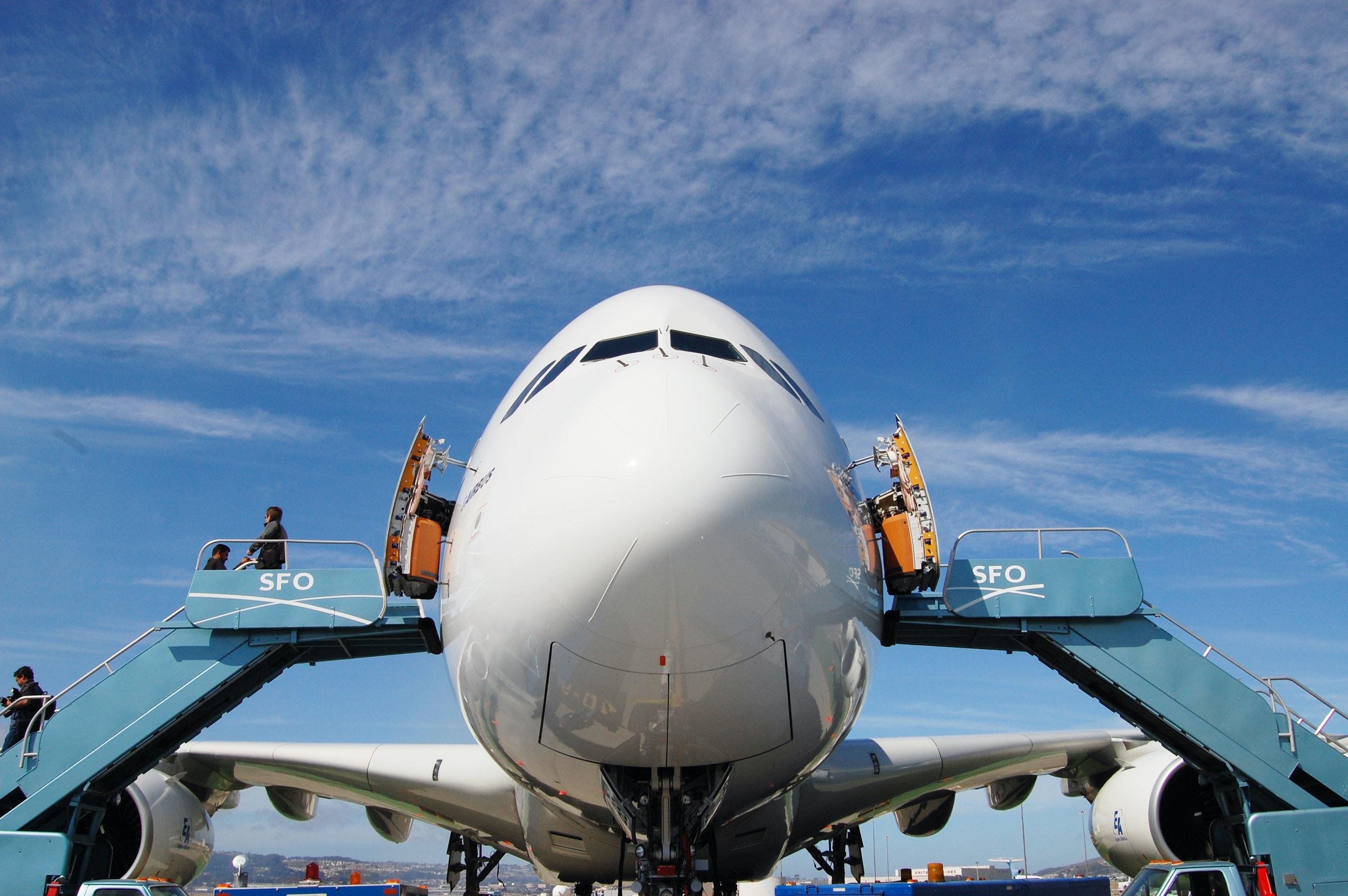 The Airbus A380 Wing Cracks An Engineer S Perspective