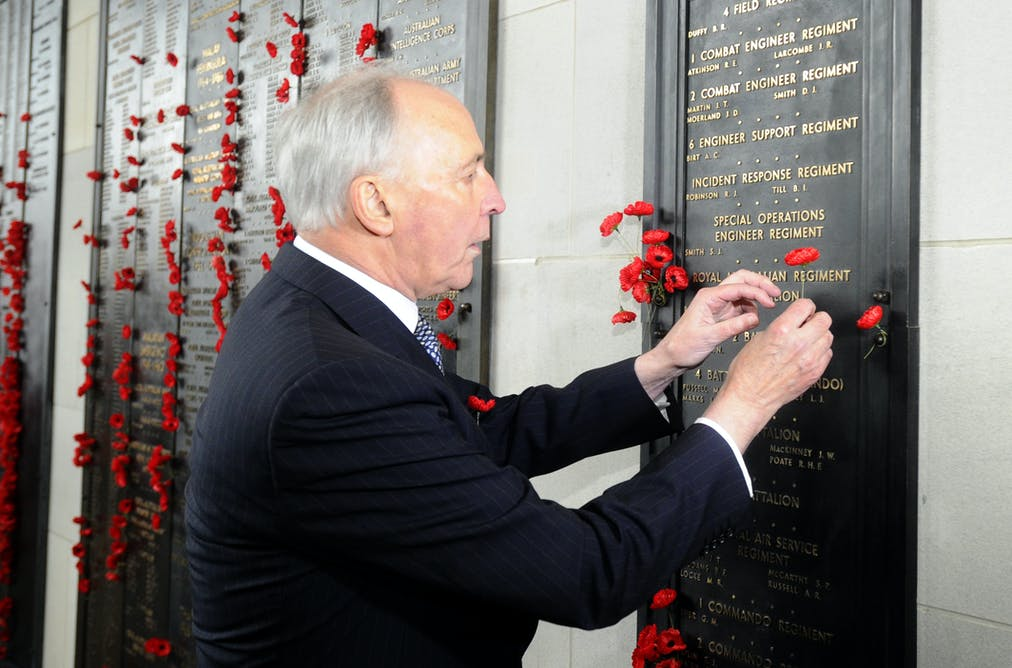 friday essay king queen and country will anzac thwart  labor has long had leaders such as former prime minister paul keating capable of speaking the language of anzac aap alan porritt