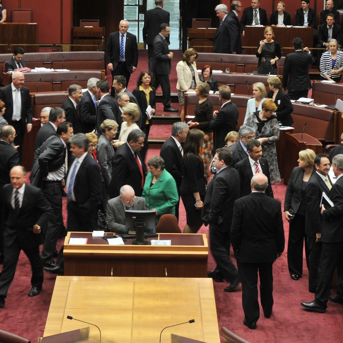 Scorn the crossbench, ignore Australian political history