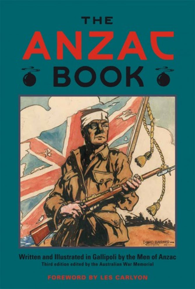 bean s anzac book shaped how ns think about gallipoli the book s significance