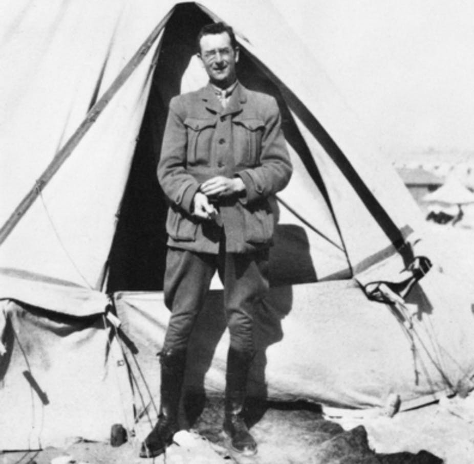 bean s anzac book shaped how ns think about gallipoli