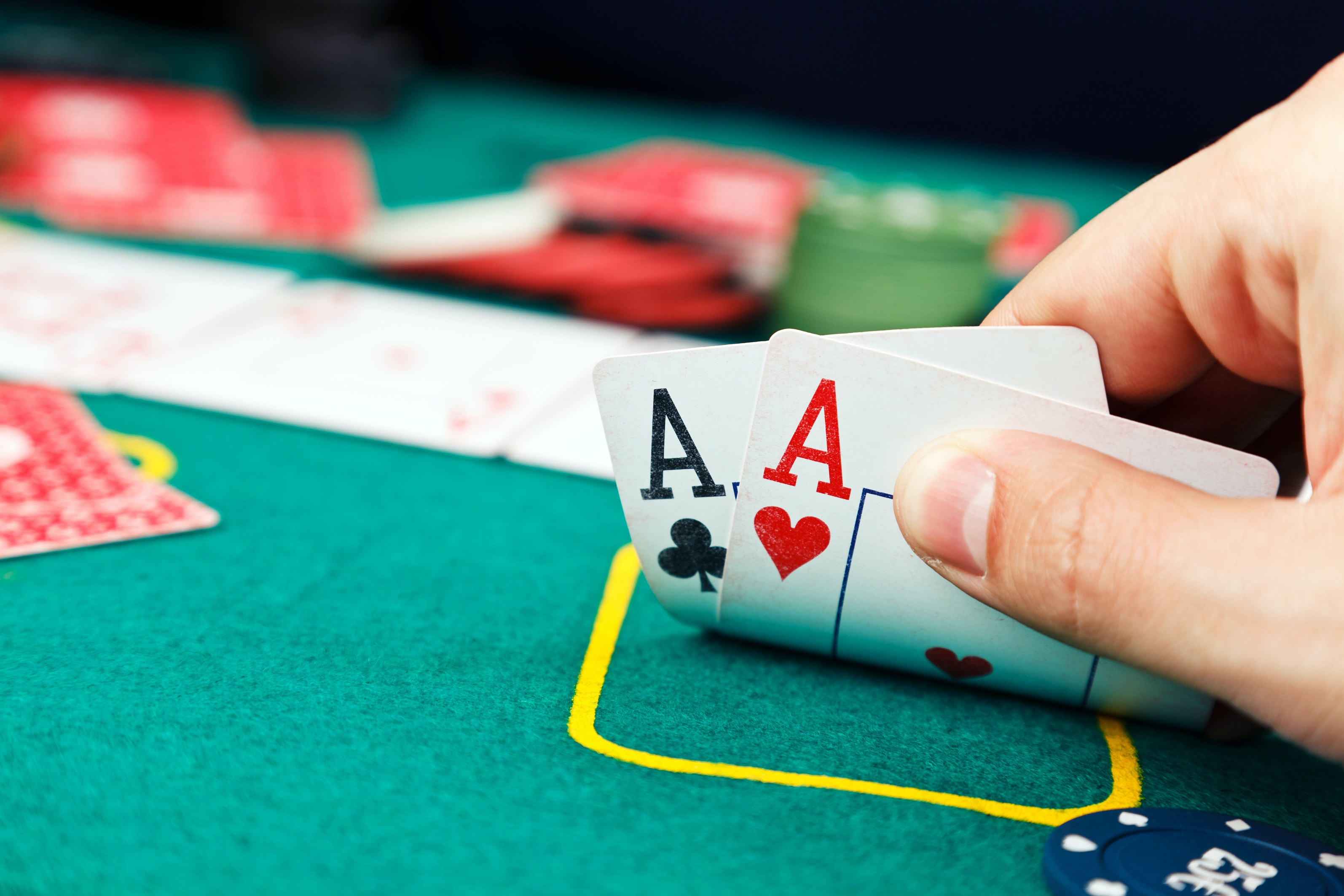 How to change bad luck in poker poker room gainesville fl